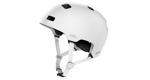 POC Crane Commuter hjelm hvid